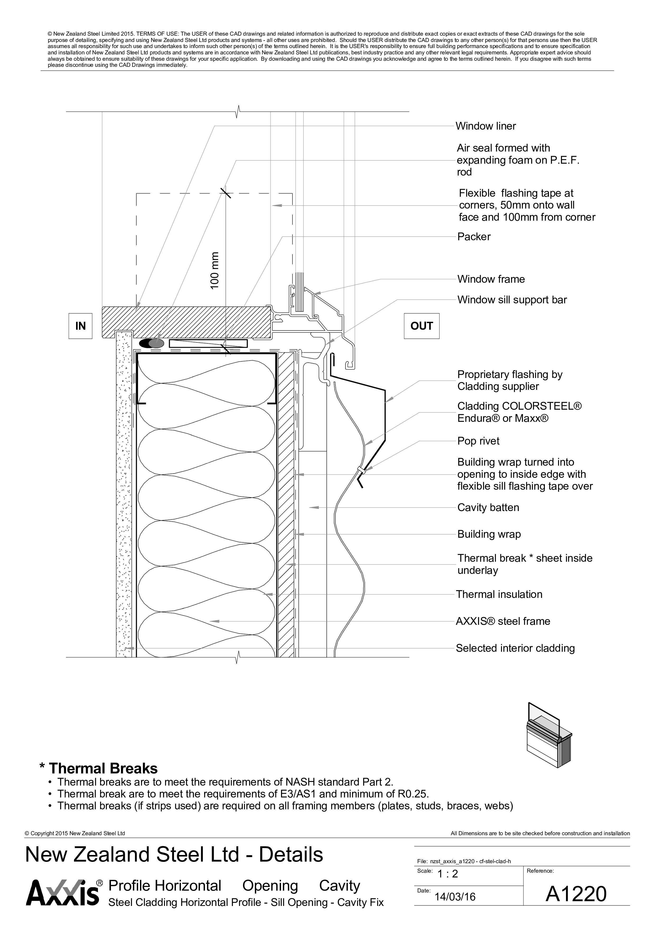 CAD Details | Frametek