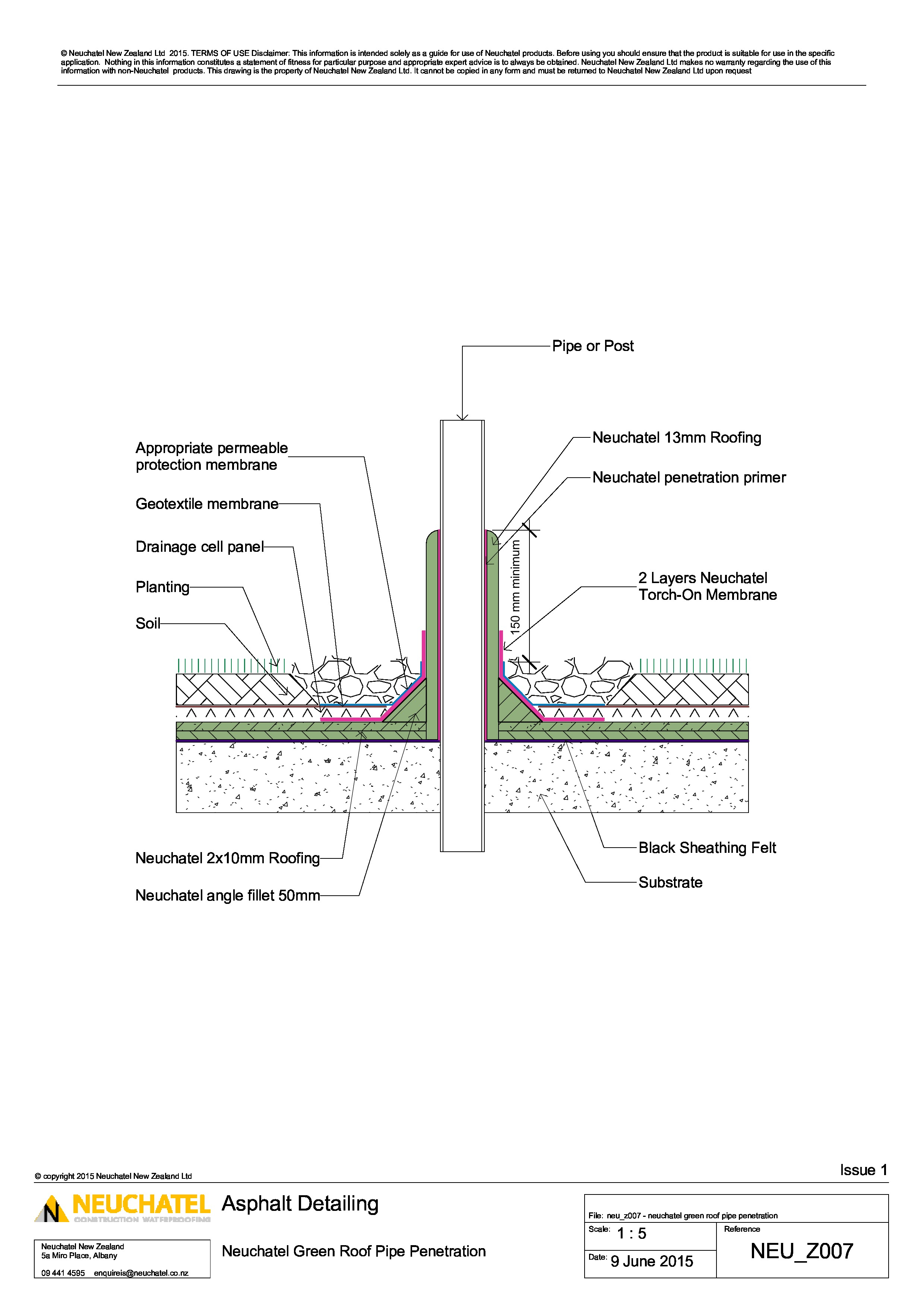 Pipe penetration through shingle roof details
